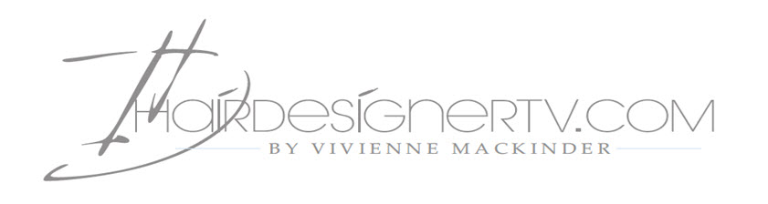 Logo - Hair Design Stationery