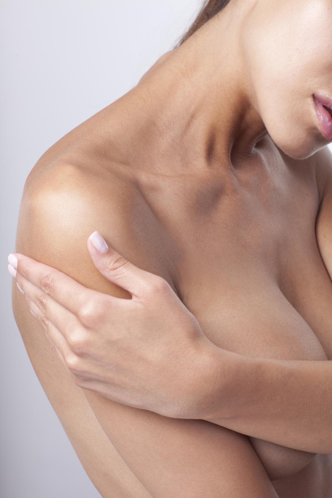 массаж для груди женщина мне это